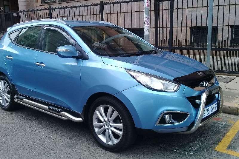 2013 Hyundai ix35 2.0 Premium auto