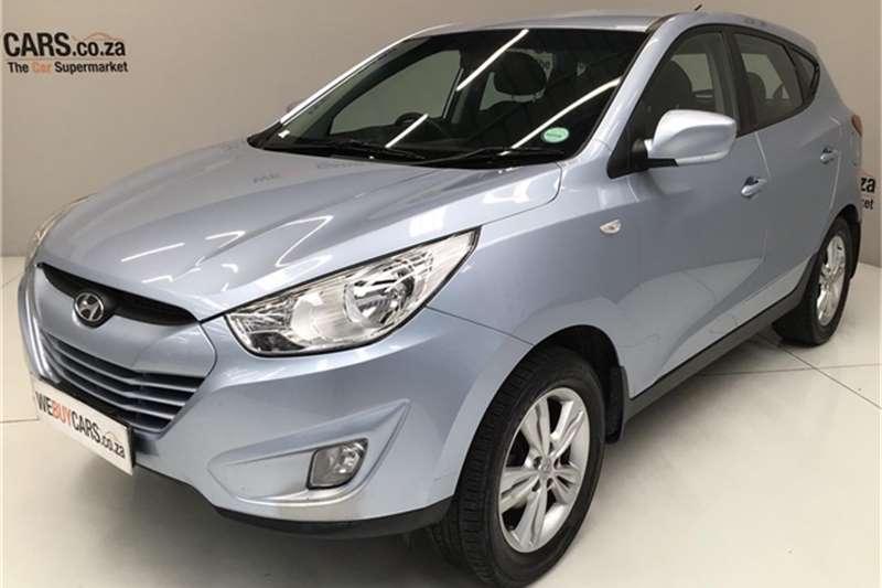 2011 Hyundai ix35 2.0 GL