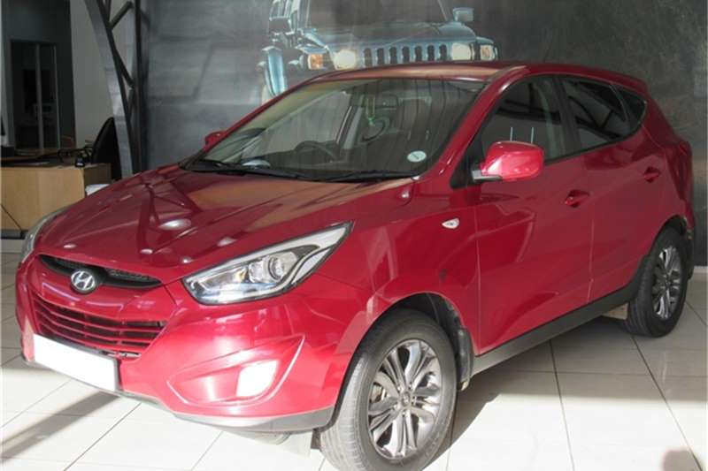 2014 Hyundai ix35 2.0 Premium