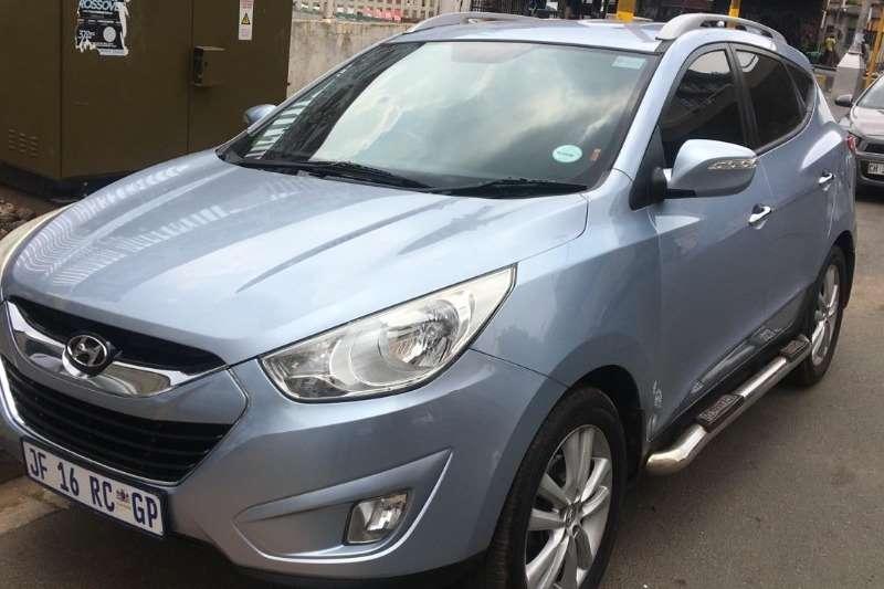 2012 Hyundai ix35 2.0 Premium auto