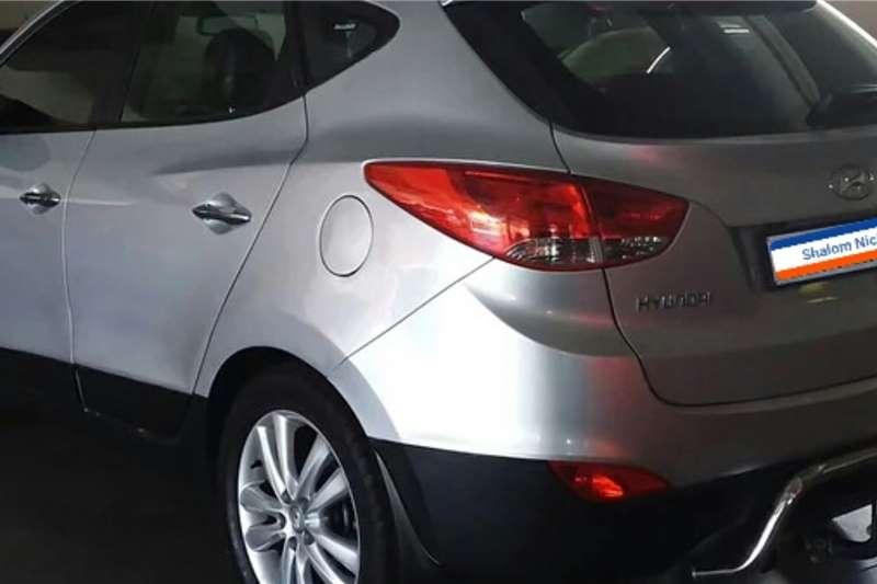 2013 Hyundai ix35 2.0CRDi 4WD Elite Special Edition