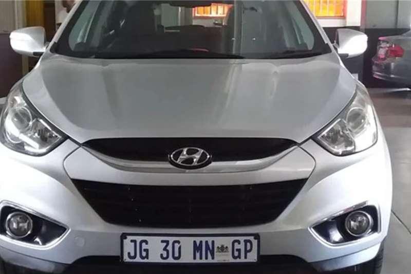 2013 Hyundai ix35 2.0CRDi 4WD GLS Limited