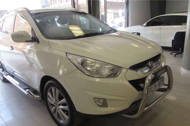2013 Hyundai ix35 2.0 Elite