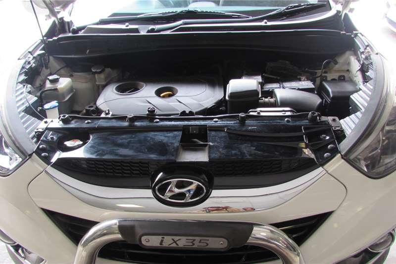 2014 Hyundai ix35 2.0 Elite