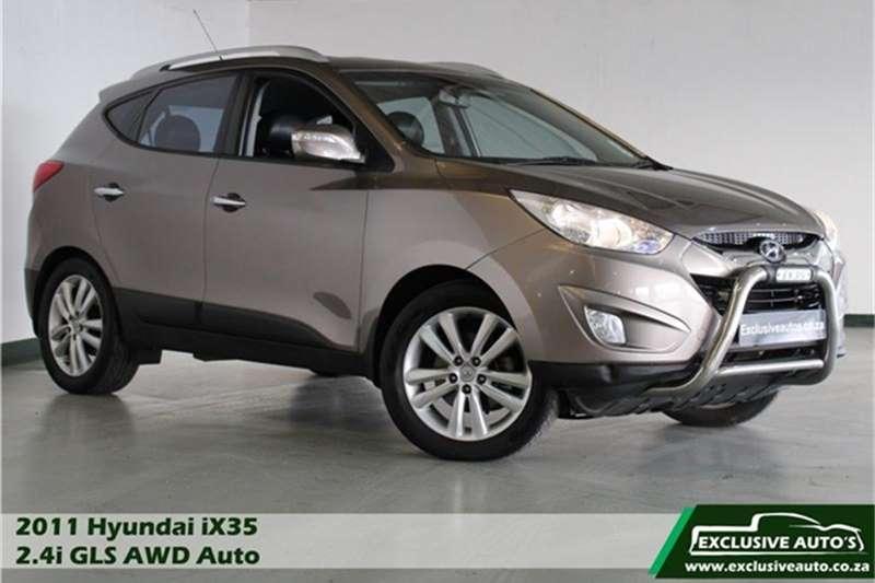 2011 Hyundai ix35 2.4 4WD GLS Limited