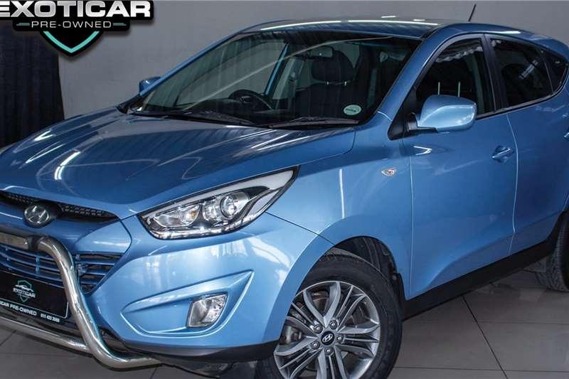 2015 Hyundai ix35 2.0 Premium auto