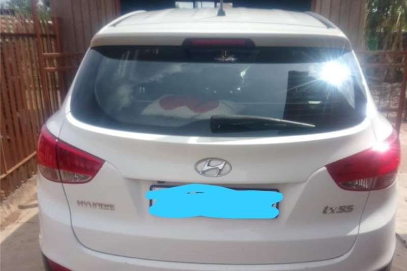 Used 0 Hyundai Ix35