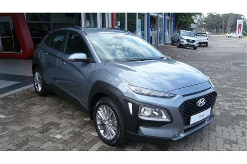 Hyundai Kona 1.0T Executive 2019