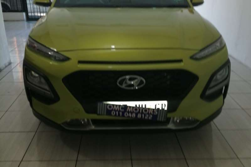 Hyundai Kona 1.0TGDI EXECUTIVE 2018