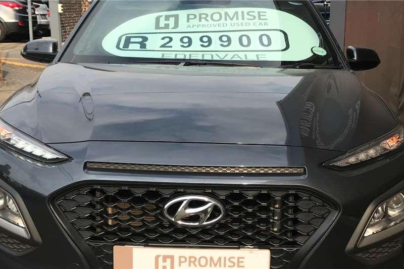 Used 2019 Hyundai Kona