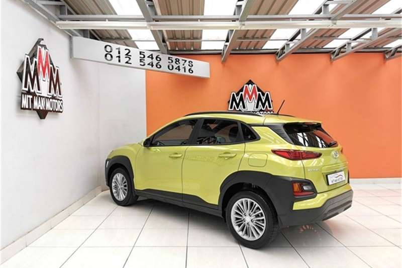 Hyundai Kona 1.0TGDI EXECUTIVE 2020