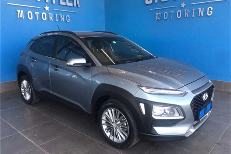 Hyundai Kona 2.0 EXECUTIVE A/T 2019