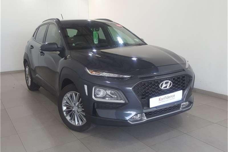 Hyundai Kona 2.0 EXECUTIVE A/T 2019