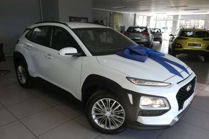 2019 Hyundai Kona KONA 1.0TGDI EXECUTIVE