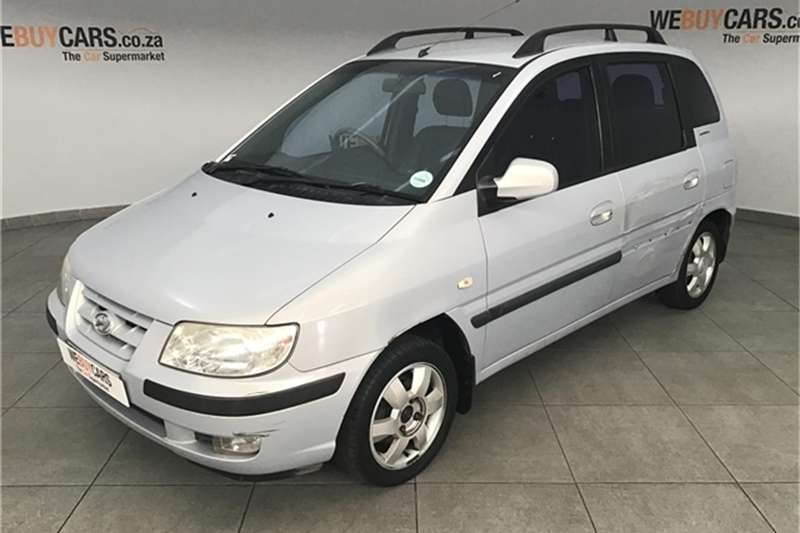 Hyundai Matrix 1.6 GLS 2004