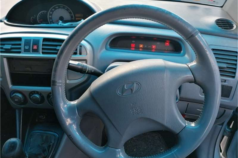 2004 Hyundai Matrix Matrix 1.6 GLS