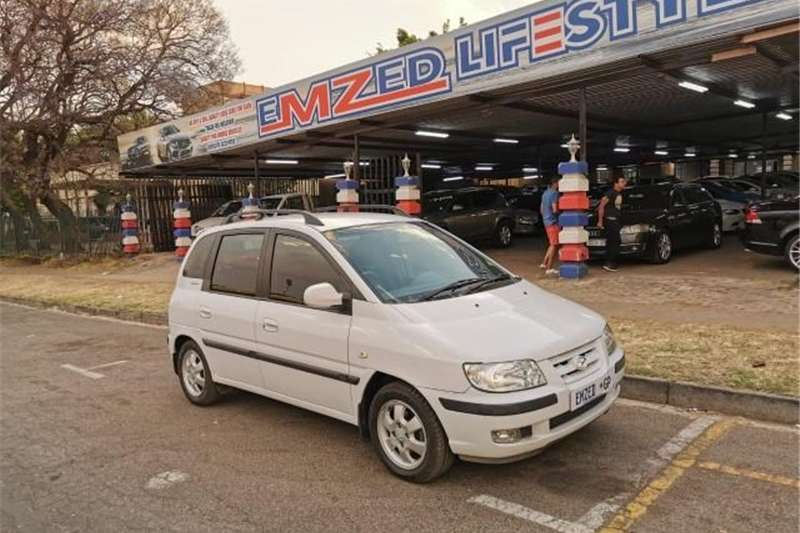 Hyundai Matrix 1.6 GLS 2005