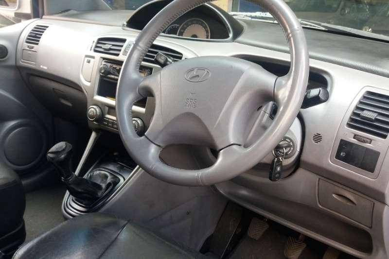 Hyundai Matrix 1.6 GLS 2008