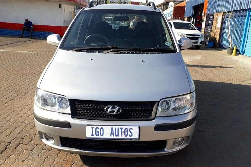 Hyundai Matrix 1.6 GLS 2009