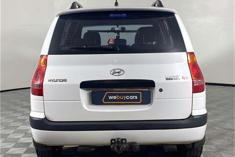 2004 Hyundai Matrix Matrix 1.8 GLS