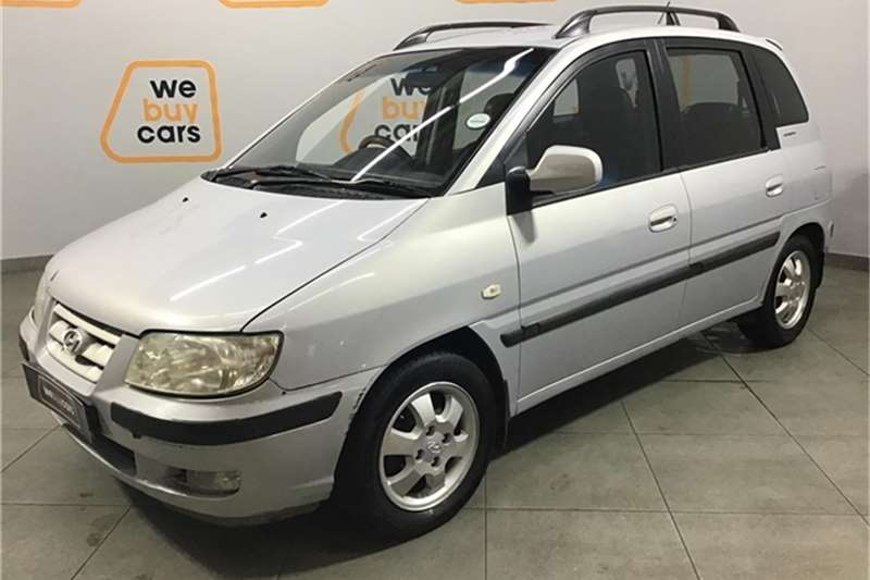 Hyundai Matrix 1.8 GLS 2005