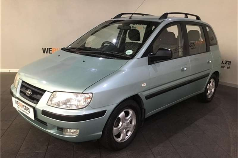 2003 Hyundai Matrix 1.6 GLS