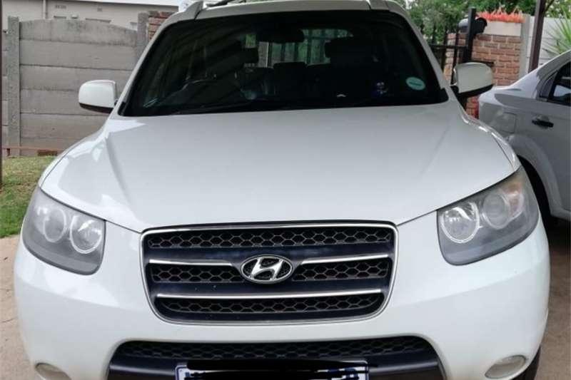 Hyundai Santa FE 2.2CRDi 2006