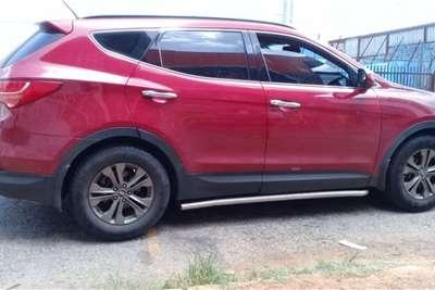 Used 2014 Hyundai Santa FE Santa Fe 2.2CRDi