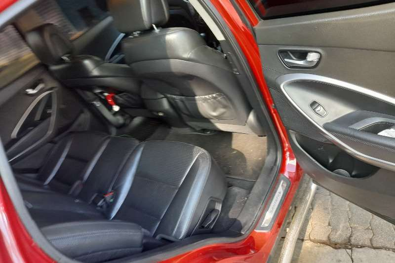 2014 Hyundai Santa FE Santa Fe 2.2CRDi