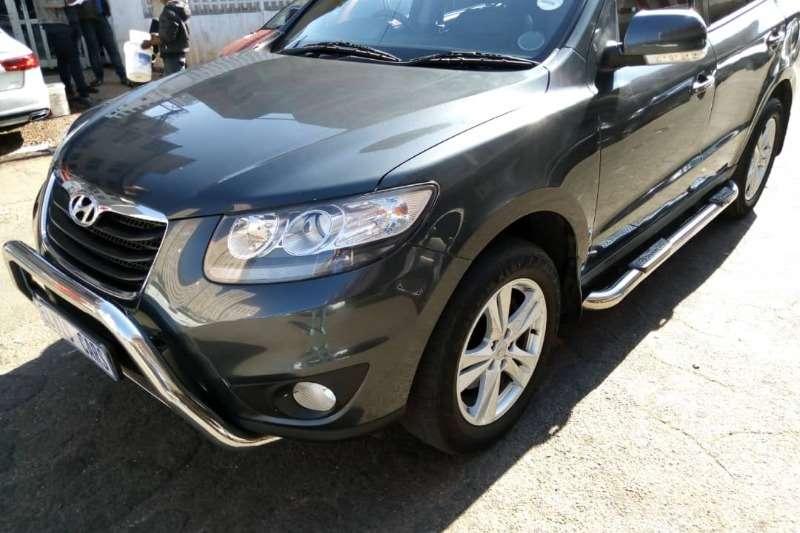 Hyundai Santa FE 2.2CRDi 4WD 2011