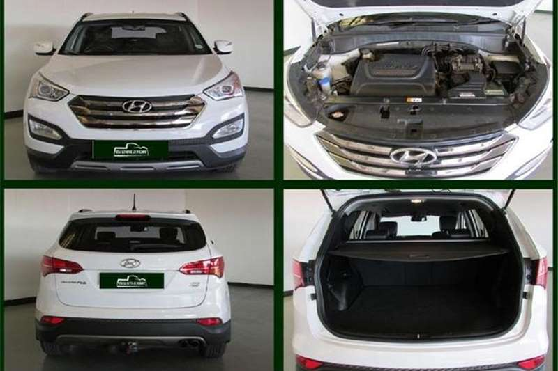 Hyundai Santa FE 2.2CRDi 4WD 2013