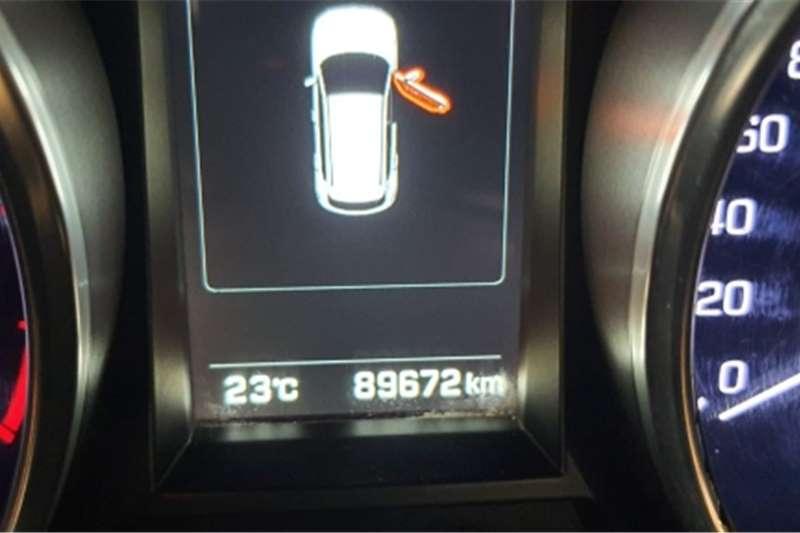 2016 Hyundai Santa FE Santa Fe 2.2CRDi 4WD