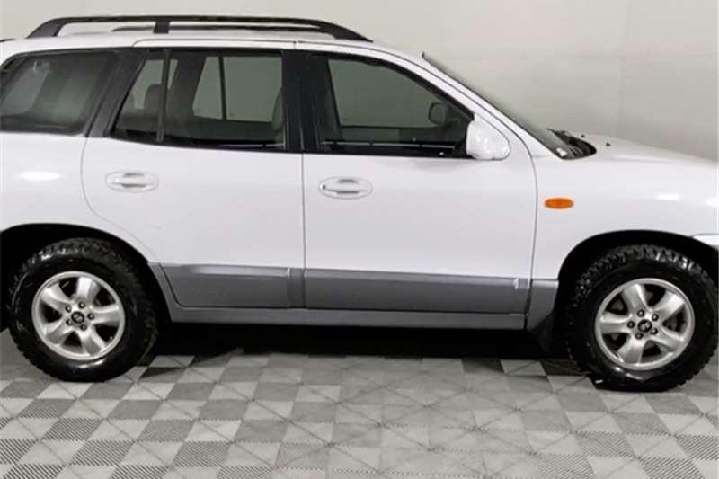 2007 Hyundai Santa FE Santa Fe 2.2CRDi 4WD 7-seater
