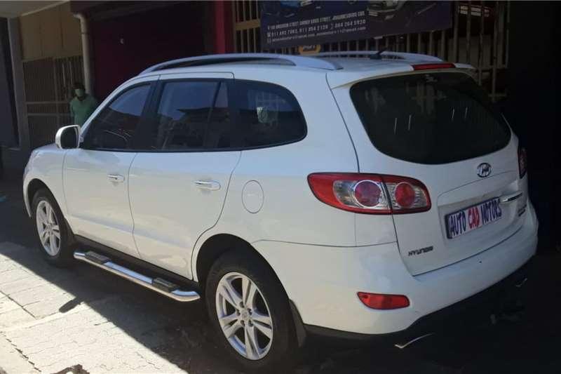 Hyundai Santa FE 2.2CRDi 4WD 7 seater 2011
