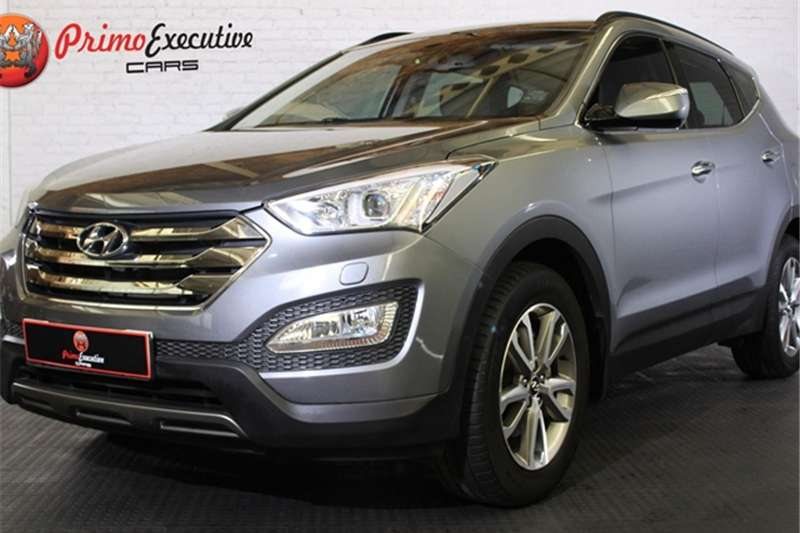 Hyundai Santa FE 2.2CRDi 4WD Elite 2013