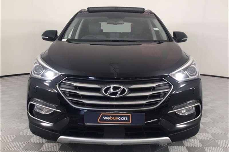 2016 Hyundai Santa FE Santa Fe 2.2CRDi 4WD Elite