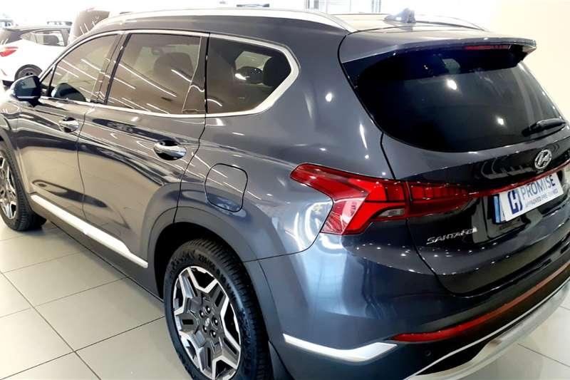 2021 Hyundai Santa FE Santa Fe 2.2CRDi 4WD Elite 7-seater