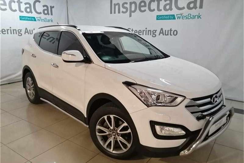 Hyundai Santa FE 2.2CRDi 4WD Executive 2014