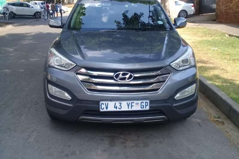 Hyundai Santa FE 2.2CRDi Auto 2013