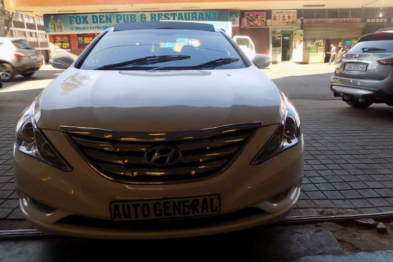 Hyundai Santa FE 2.2CRDi Premium 2013