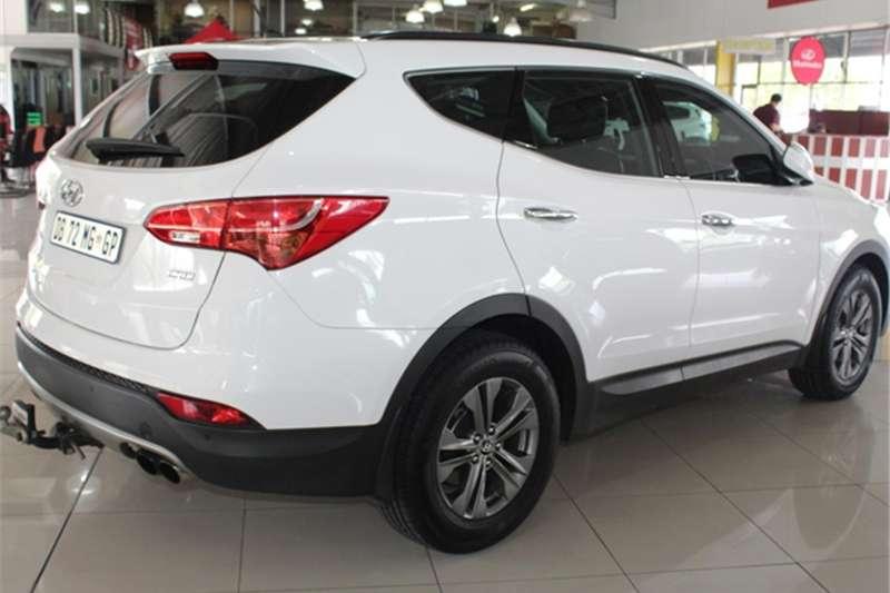 Hyundai Santa FE 2.2CRDi Premium 2014