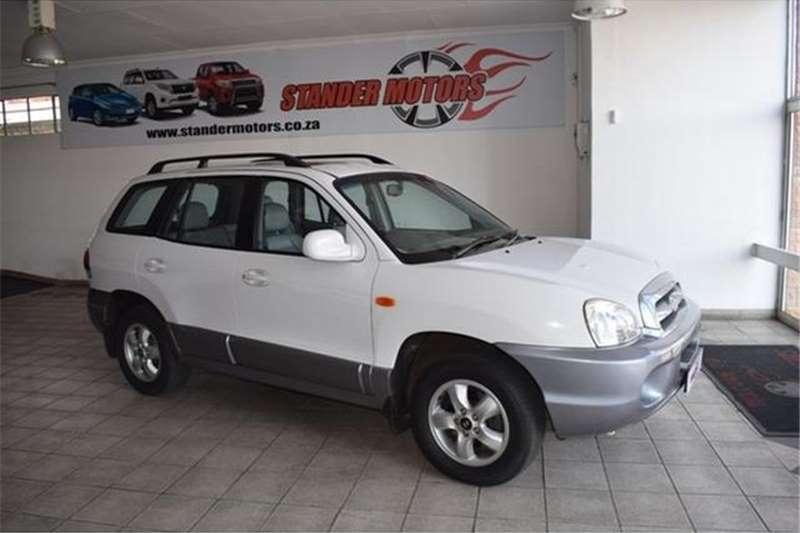Hyundai Santa FE 2.7 V6 GLS 2005