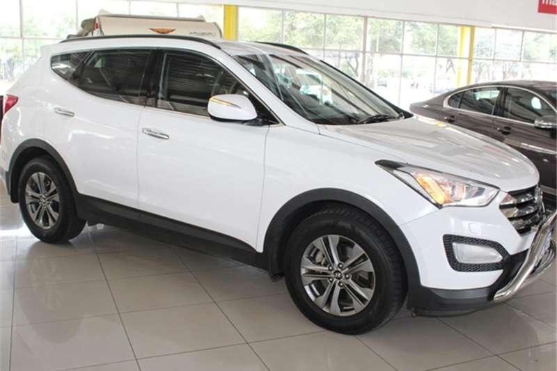 2014 Hyundai Santa FE Santa Fe 2.2CRDi Premium