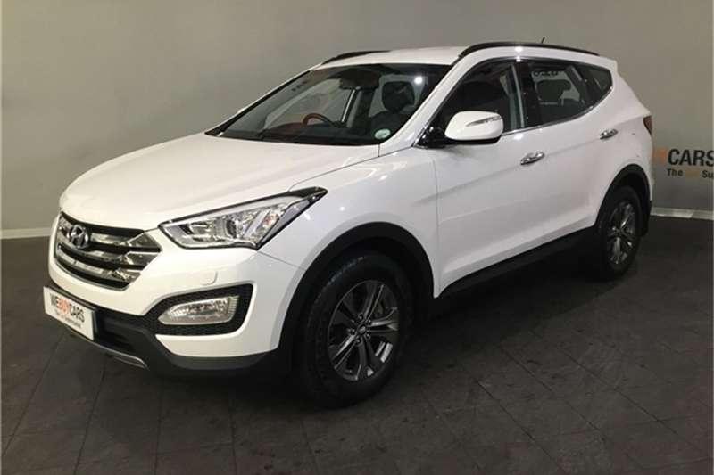 2015 Hyundai Santa FE Santa Fe 2.2CRDi Premium
