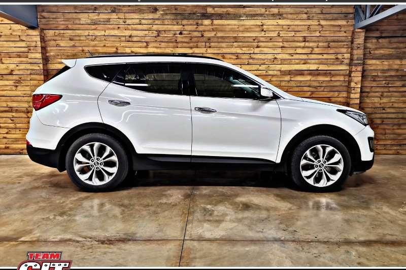 2014 Hyundai Santa FE Santa Fe 2.2CRDi 4WD Elite