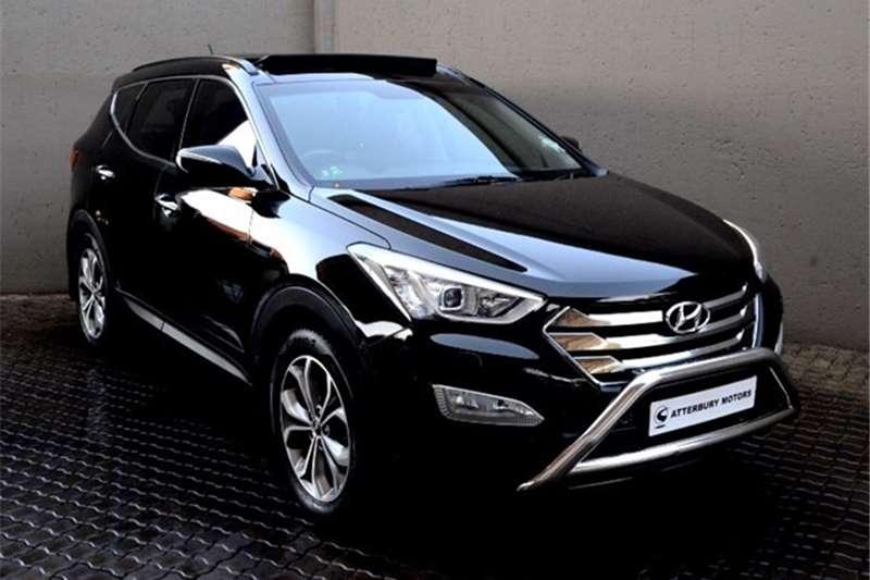 2013 Hyundai Santa FE Santa Fe 2.2CRDi 4WD Elite