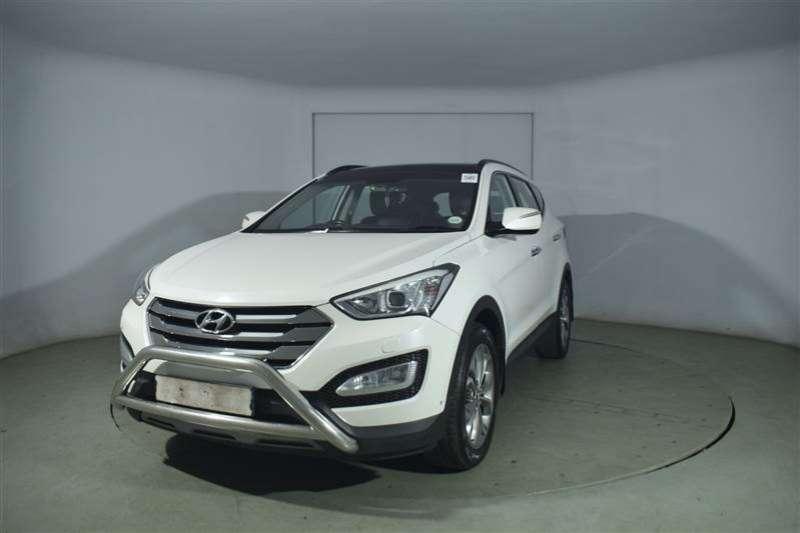 Hyundai Santa FE R2.2 AWD Elite A/T 2013