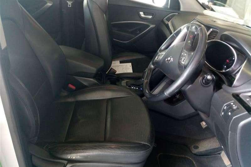 Hyundai Santa FE R2.2 AWDEXEC 7S A/T 2014