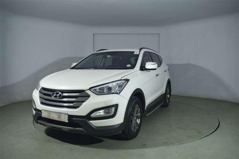 Hyundai Santa FE R2.2D Premium A/T 2014