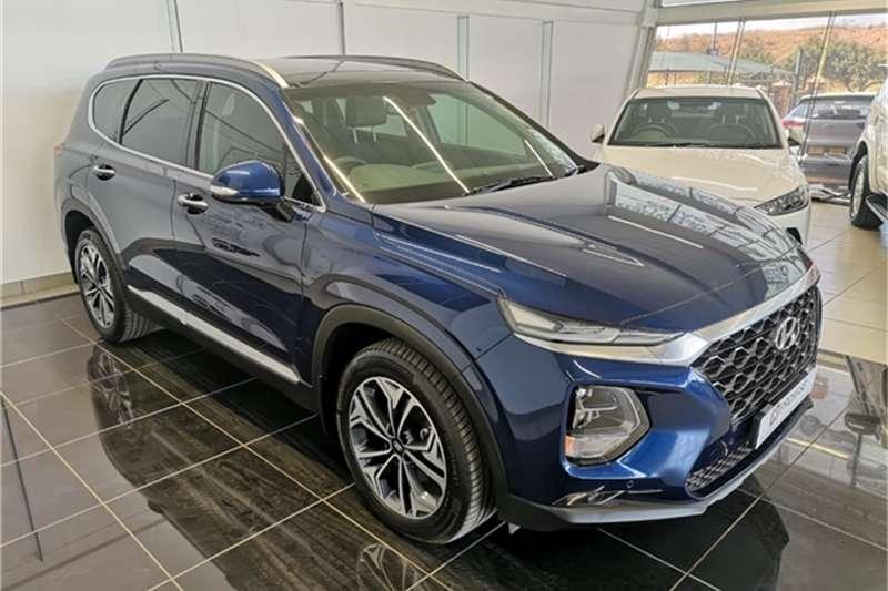 Hyundai Santa Fe SANTE FE R2.2 AWD ELITE A/T (7 SEAT) 2019